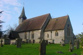 St Mary's Monxton